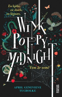 Wink, Poppy, Midnight Bokomslag