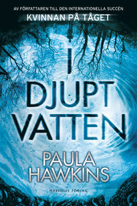 I djupt vatten (Into the Water) Bokomslag