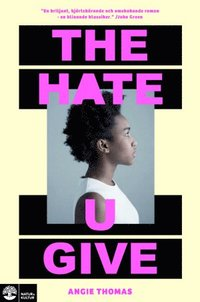 The Hate U Give Bokomslag